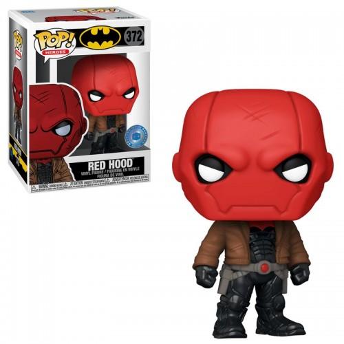 Фигурка Funko Pop Batman - Red Hood / Фанко Поп Бэтмен - Красный колпак
