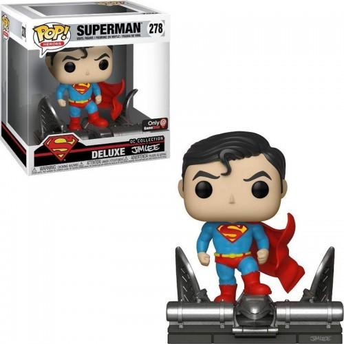 Фигурка Funko Pop DC Collection - Superman Deluxe / Фанко Поп Супермен