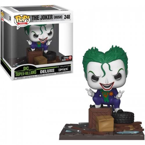 Фигурка Funko Pop DC Collection - The Joker (Hush) Deluxe / Фанко Поп Джокер