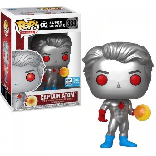 Фигурка Funko Pop DC - Captain Atom / Фанко Поп Капитан Атом