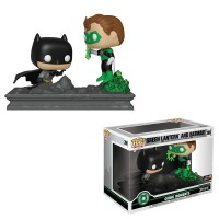 Фигурка Funko Pop DC - Green Lantern and Batman / Фанко Поп Зелёный Фонарь и Бэтмен