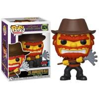 Фигурка Funko Pop Simpsons Halloween - Evil Groundskeeper Willie Exc / Фанко Поп Симпсоны - Вилли