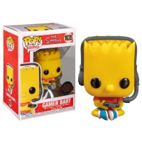 Фигурка Funko Pop Simpsons - Gamer Bart SE / Фанко Поп Симпсоны - Барт