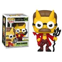 Фигурка Funko Pop Simpsons Halloween - Devil Flanders SE / Фанко Поп Симпсоны - Фландерс