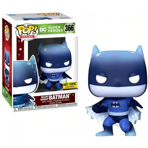 Фигурка Funko Pop DC Holiday - Batman Silent Knight / Фанко Поп Бэтмен Бесшумный Рыцарь