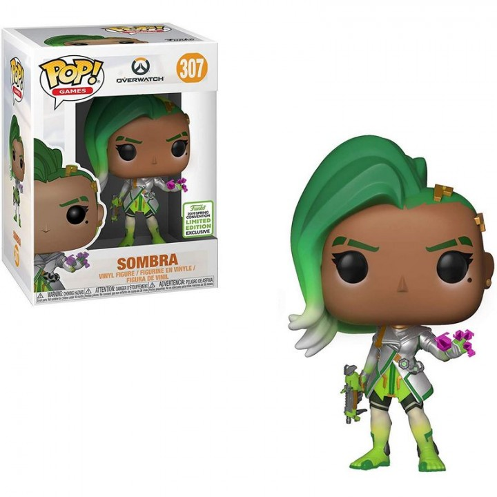 Funko Pop Overwatch - Sombra Exclusive / Фанко Поп Овервотч