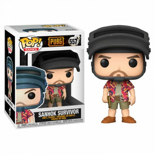 Funko Pop PUBG - Sanhok Survivor / Фанко Поп Пубг