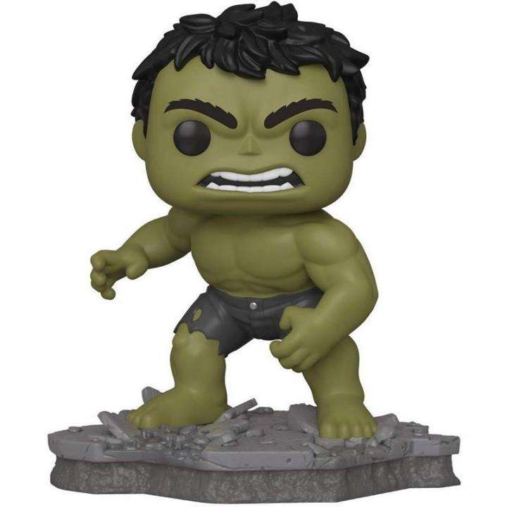 Фигурка Funko Pop Hulk Deluxe (Avengers Assemble) / Фанко Поп Халк (Мстители)