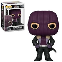 Фигурка Funko Pop Falcon and the Winter Soldier - Baron Zemo / Фанко Поп Сокол и Зимний солдат - Барон Земо