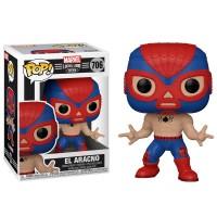 Фигурка Funko Pop Marvel Lucha Libre - El Aracno (Spider-Man) / Фанко Поп Луча Либре