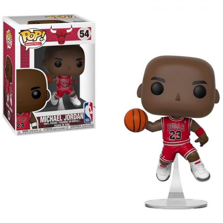 Funko Pop! NBA: Chicago Bulls - Michael Jordan / Фанко Поп: НБА: Чикаго Буллз - Майкл Джордан