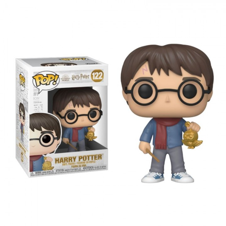 Фигурка Funko Pop Harry Potter Holiday / Фанко Поп Гарри Поттер, 51152
