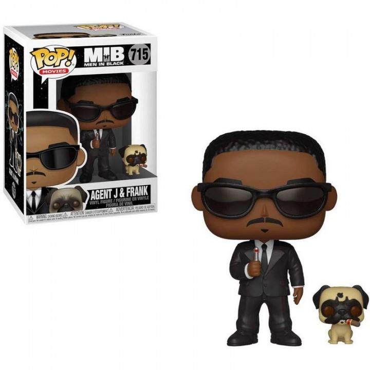 Funko Pop Men in Black - Agent J & Frank / Фанко Поп: Люди в чёрном - Агент Джей и Фрэнк