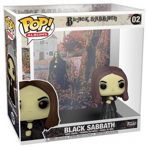 Фигурка Funko Pop Albums Black Sabbath
