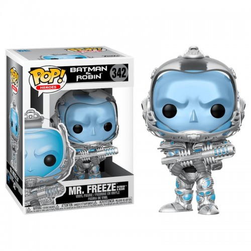 Фигурка Funko Pop Batman 2020 (Robin) - Mr Freeze / Фанко Поп Бэтмен - Мистер Фриз