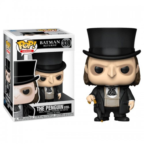 Фигурка Funko Pop Batman 2020 (Returns) - The Penguin / Фанко Поп Бэтмен возвращается - Пингвин