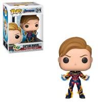 Фигурка Funko Pop Avengers Endgame - Captain Marvel #576 / Фанко Поп Мстители Финал - Капитан Марвел