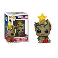 Фигурка Funko Pop Marvel Holiday - Groot / Фанко Поп Грут