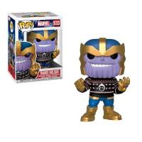 Фигурка Funko Pop Marvel Holiday - Thanos / Фанко Поп Танос