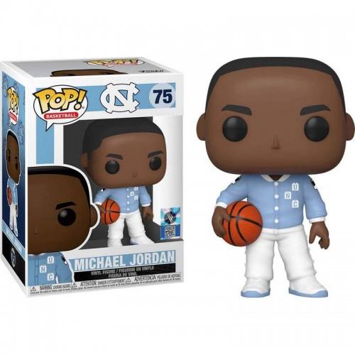 Фигурка Funko Pop Michael Jordan #75 (UNC Tar Heels) / Фанко Поп Майкл Джордан