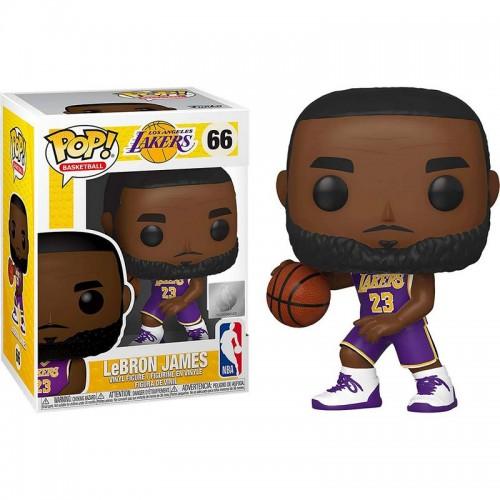 Funko Pop! NBA: Los Angeles Lakers - LeBron James / Фанко Поп: НБА: Лос-Анджелес Лейкерс - Леброн Джеймс