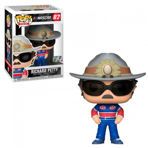 Фигурка Funko Pop NASCAR - Richard Petty / Фанко Поп Наскар - Ричард Петти