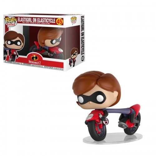 Funko Pop! Rides: Incredibles 2 - Elastigirl on Elasticycle / Фанко Поп: Суперсемейка 2 - Хелен Парр