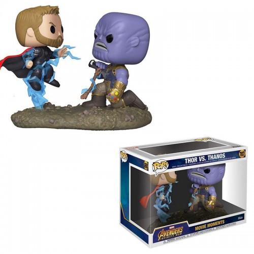 Funko Pop! Avengers: Infinity War - Thor vs Thanos / Фанко Поп: Мстители: Война бесконечности - Тор против Таноса