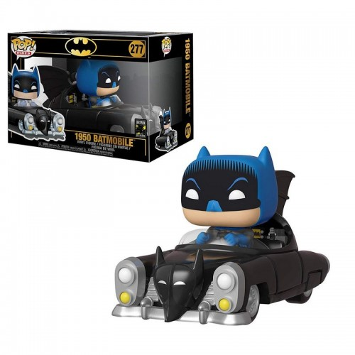 Фигурка Funko Pop Batman 80th - 1950 Batmobile / Фанко Поп Бэтмен - Бэтмобиль