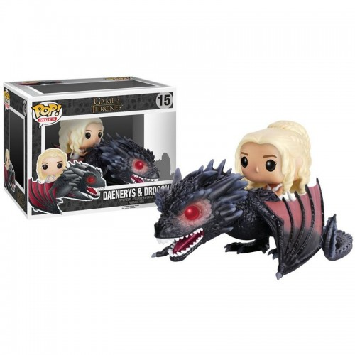 Funko Pop! Rides: Game of Thrones - Daenerys & Drogon / Фанко Поп: Игра престолов - Дейенерис и Дрогон