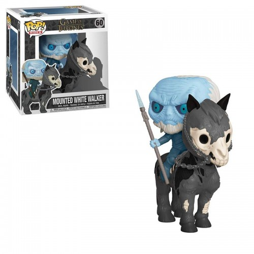 Funko Pop! Rides: Game of Thrones - White Walker on Horse / Фанко Поп: Игра престолов - Белый Уокер