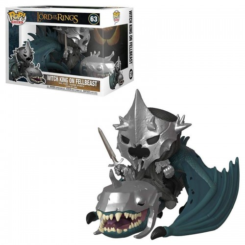 Funko Pop! Rides: Lord of the Rings - Witch King on Fellbeast / Фанко Поп: Властелин колец - Король-чародей Ангмара