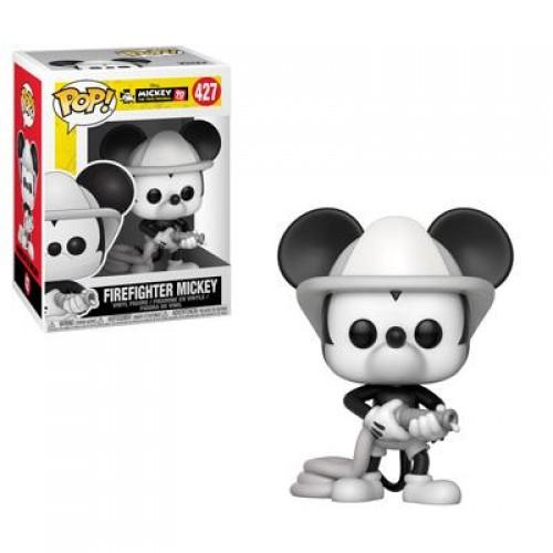 Funko Pop Disney: Mickey's 90th Birthday - Firefighter Mickey / Фанко Поп: Микки Маус