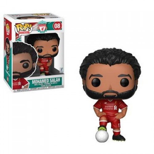 Funko Pop Football: Liverpool - Mohamed Salah / Фанко Поп: Ливерпуль - Мохаммед Салах