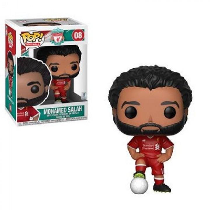 Funko Pop Football: Liverpool - Mohamed Salah / Фанко Поп: Ливерпуль - Мохаммед Салах