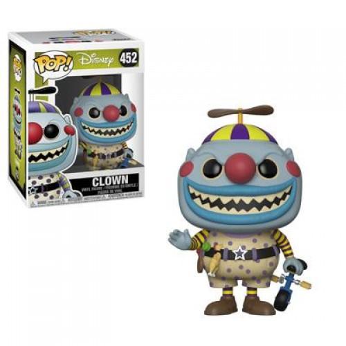 Funko Pop! Nightmare Before Christmas - Clown / Фанко Поп: Кошмар перед Рождеством - Клоун без лица