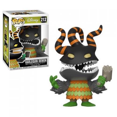 Funko Pop! Disney: Nightmare Before Christmas - Harlequin Demon / Фанко Поп: Кошмар перед Рождеством - Арлекин-демон