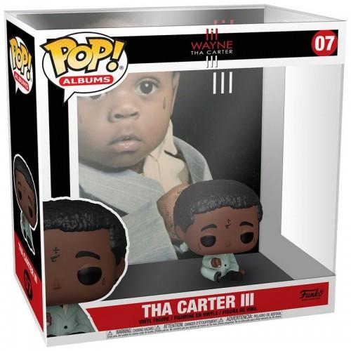 Фигурка Funko Pop Albums Lil Wayne - Tha Carter III / Фанко Поп Лил Уэйн