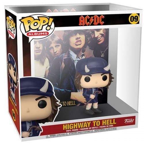 Фигурка Funko Pop Albums AC/DC - Highway to Hell / Фанко Поп Дорога в ад