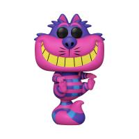 Фигурка Funko Pop Black Light Alice in Wonderland 70th - Cheshire Cat / Фанко Поп Алиса в Зазеркалье - Чеширский Кот