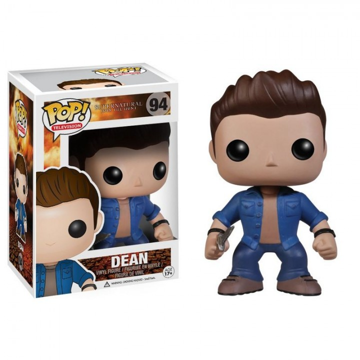 Фигурка Funko Pop Supernatural - Dean (Winchester) / Фанко Поп Сверхъестественное - Дин (Винчестер), 3736