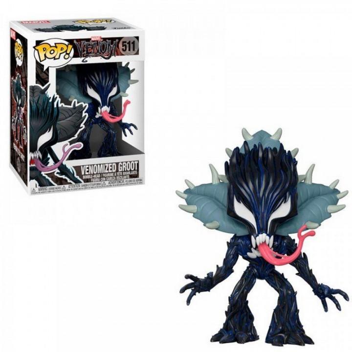 Фигурка Funko Pop Venom - Groot #47614EU / Фанко Поп Веном - Грут, 47614EU