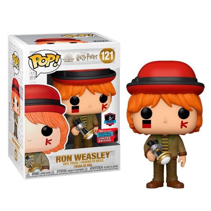 Фигурка Funko Pop Harry Potter - Ron Weasley #50687 / Фанко Поп Гарри Поттер - Рон Уизли, 50687