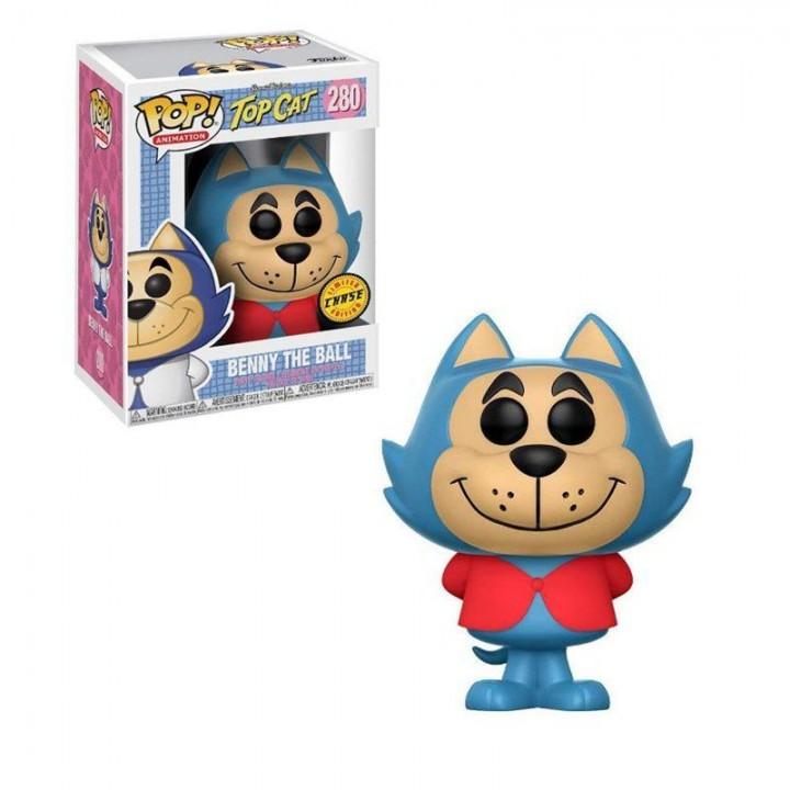 Фигурка Funko Pop Top Cat - Benny The Ball #13660C / Фанко Поп Топ Кэт, 13660C