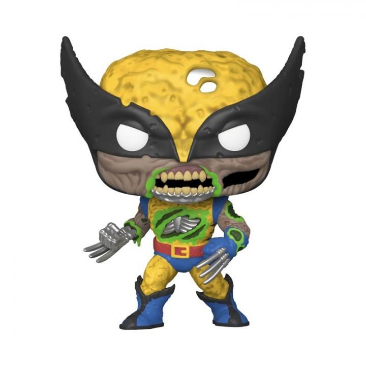 Фигурка Funko Pop Marvel Zombies - Wolverine #36648EU / Фанко Поп Зомби Росомаха, 36648EU