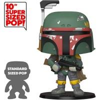 "Фигурка Funko Pop Star Wars 40th - Boba Fett 10"" #49239EU / Фанко Поп Звёздные войны - Боба Фетт"