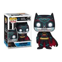 Фигурка Funko Pop DC Dia De Los - Batman / Фанко Поп Бэтмен