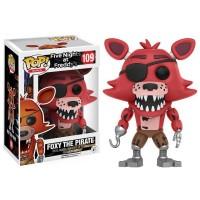 Фигурка Funko Pop Five Nights at Freddy's (FNAF) - Foxy The Pirate / Фанко Поп ФНАФ