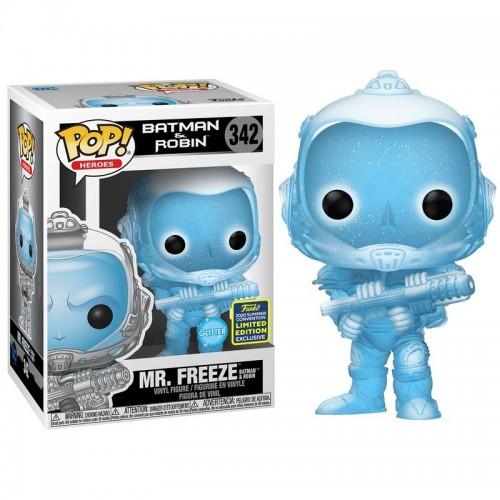 Фигурка Funko Pop Batman 2020 (Robin) - Mr Freeze #47868 / Фанко Поп Бэтмен - Мистер Фриз