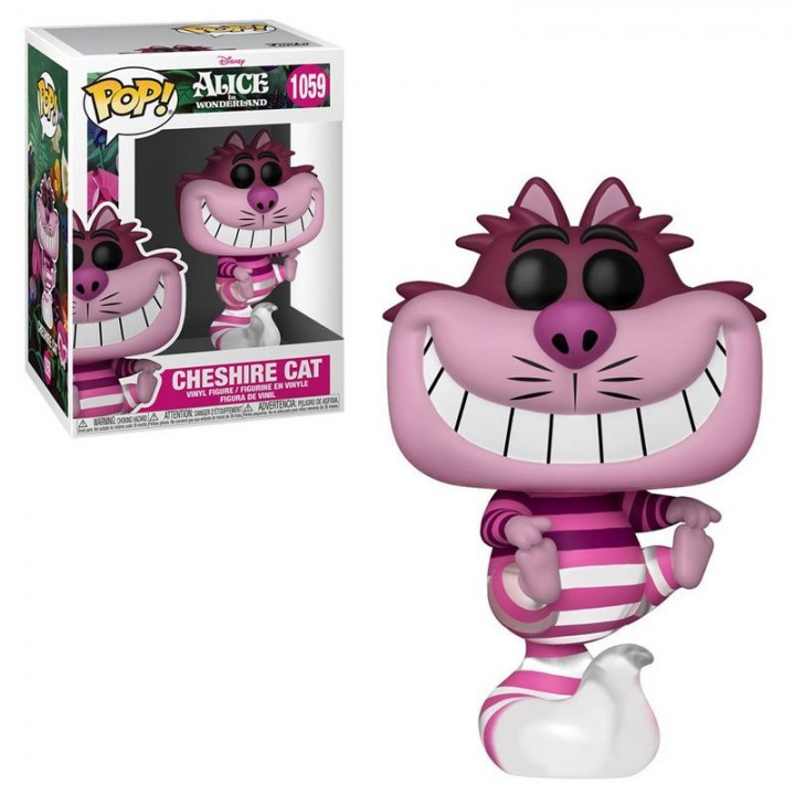Фигурка Funko Pop Alice in Wonderland 70th - Cheshire Cat / Фанко Поп Алиса в Зазеркалье - Чеширский Кот, 55735